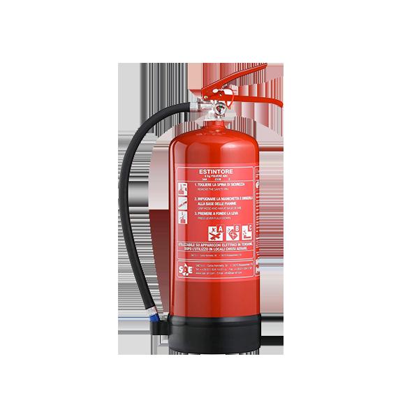Antincendio & Ambiente